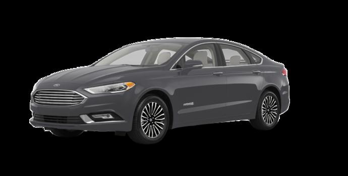 2017 Ford Fusion Hybrid TITANIUM | Photo 6 | Magnetic
