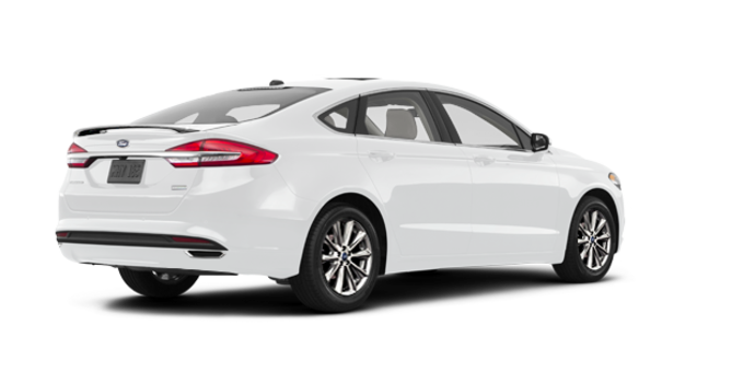 2017 Ford Fusion PLATINUM | Photo 5 | Oxford White