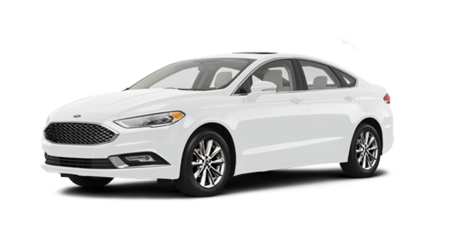 2017 Ford Fusion PLATINUM | Photo 6 | Oxford White