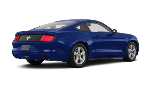 2017 Ford Mustang V6   Photo 5   Lightning Blue
