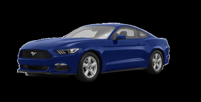 2017 Ford Mustang V6   Photo 6   Lightning Blue