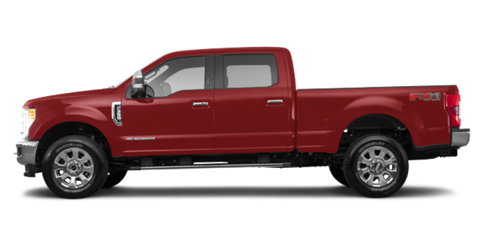 2017 Ford Super Duty F-350 LARIAT | Photo 4 | Ruby Red