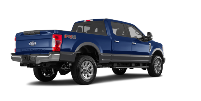 2017 Ford Super Duty F-350 LARIAT | Photo 5 | Blue Jeans Metallic/Magnetic