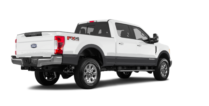 2017 Ford Super Duty F-350 LARIAT | Photo 5 | Oxford White/Magnetic