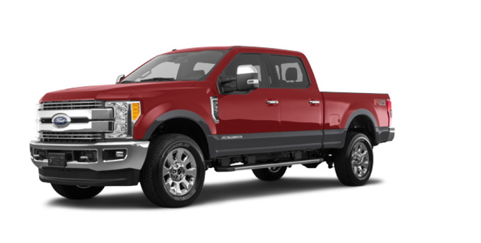 2017 Ford Super Duty F-350 LARIAT | Photo 6 | Ruby Red/Magnetic