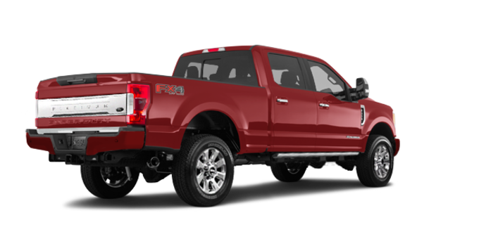 2017 Ford Super Duty F-350 PLATINUM | Photo 5 | Ruby Red