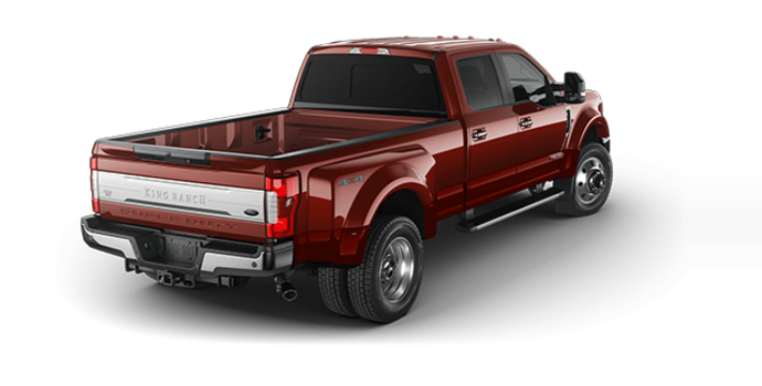 2017 Ford Super Duty F-450 KING RANCH | Photo 5 | Bronze Fire