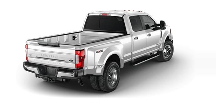 2017 Ford Super Duty F-450 KING RANCH | Photo 5 | Oxford White