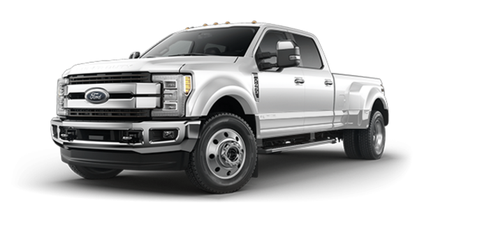 2017 Ford Super Duty F-450 KING RANCH | Photo 6 | Oxford White