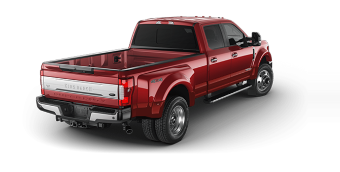 2017 Ford Super Duty F-450 KING RANCH | Photo 5 | Ruby Red