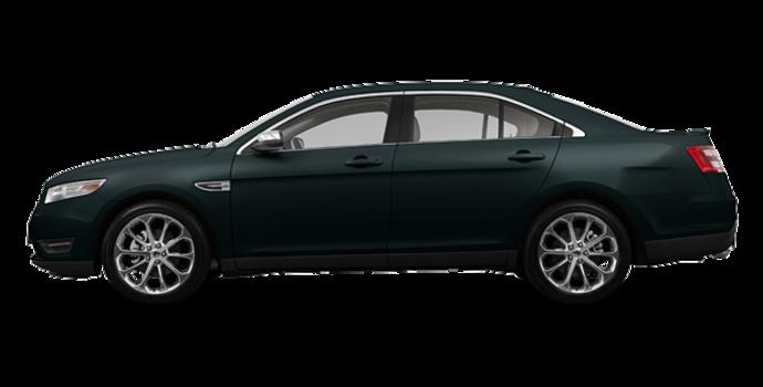 2017 Ford Taurus LIMITED | Photo 4 | Smoked Quartz Metallic