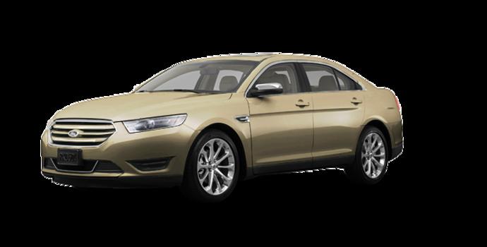 2017 Ford Taurus LIMITED | Photo 6 | White Gold Metallic