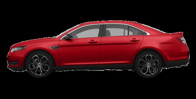 2017 Ford Taurus SHO | Photo 4 | Ruby Red Metallic