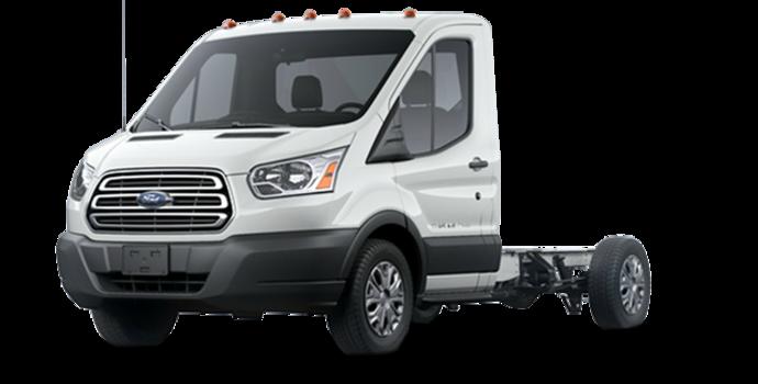 2017 Ford Transit CC-CA CUTAWAY | Photo 6 | Oxford White