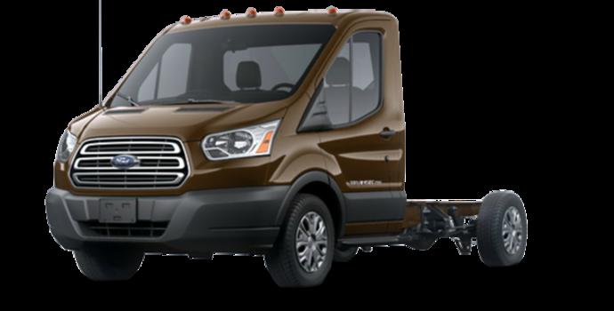 2017 Ford Transit CC-CA CUTAWAY | Photo 6 | Caribou Metallic