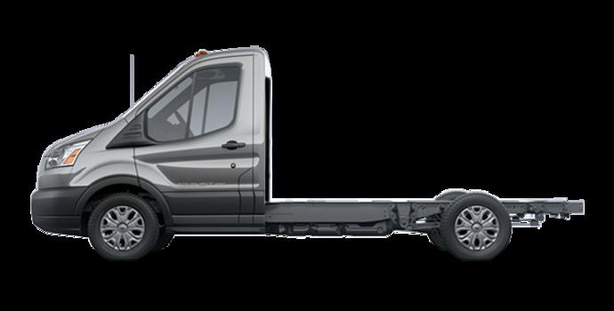 2017 Ford Transit CC-CA CUTAWAY | Photo 4 | Ingot Silver Metallic