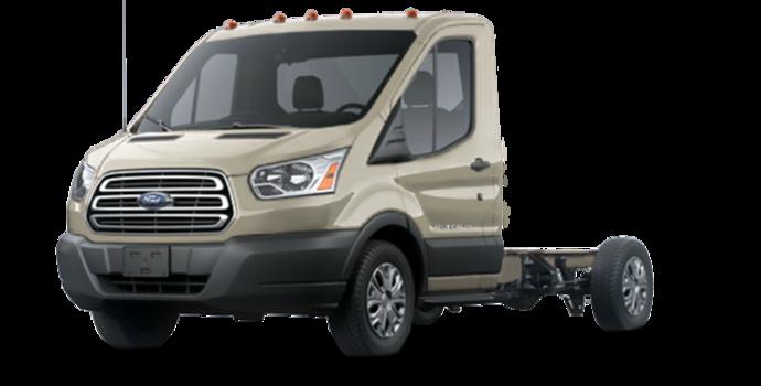 2017 Ford Transit CC-CA CUTAWAY | Photo 6 | White Gold Metallic