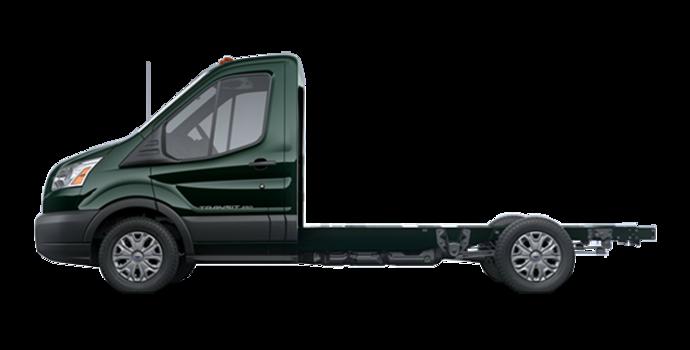 2017 Ford Transit CC-CA CUTAWAY | Photo 4 | Green Gem Metallic