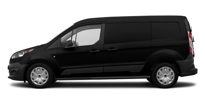 2017 Ford Transit Connect XL VAN | Photo 4 | Shadow Black