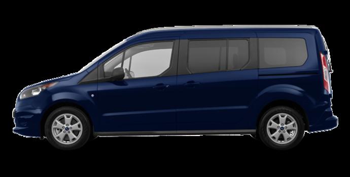 2017 Ford Transit Connect XLT WAGON | Photo 4 | Dark Blue