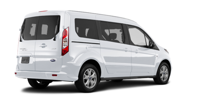 2017 Ford Transit Connect XLT WAGON | Photo 5 | Frozen White
