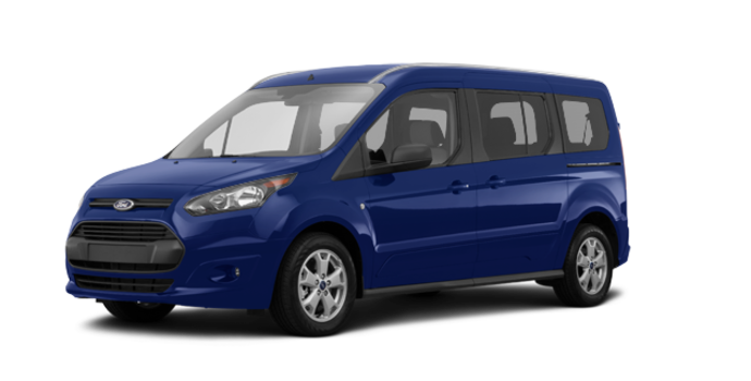 2017 Ford Transit Connect XLT WAGON | Photo 6 | Deep Impact Blue