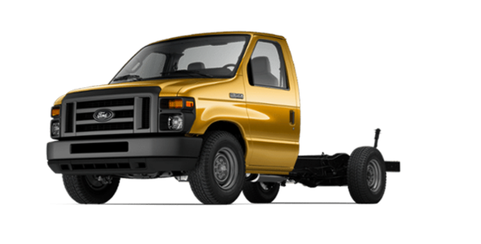 2017 Ford E-Series Cutaway 350 | Photo 4 | School Bus Yellow