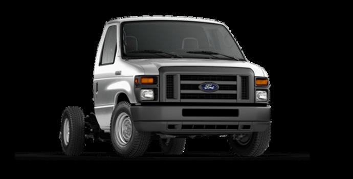 2017 Ford E-Series Cutaway 350 | Photo 6 | Ingot Silver