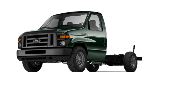 2017 Ford E-Series Cutaway 350 | Photo 4 | Green Gem