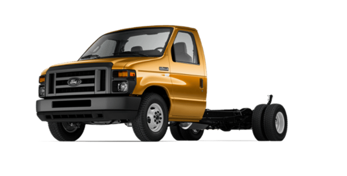 2017 Ford E-Series Cutaway 450 | Photo 4 | School Bus Yellow