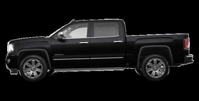 2017 GMC Sierra 1500 DENALI   Photo 4   Onyx Black