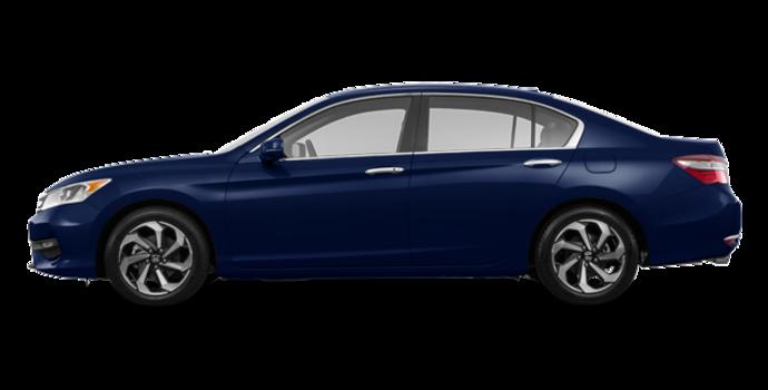 2017 Honda Accord Sedan EX-L V6 | Photo 4 | Obsidian Blue Pearl