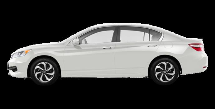 2017 Honda Accord Sedan SE | Photo 4 | White Orchid Pearl