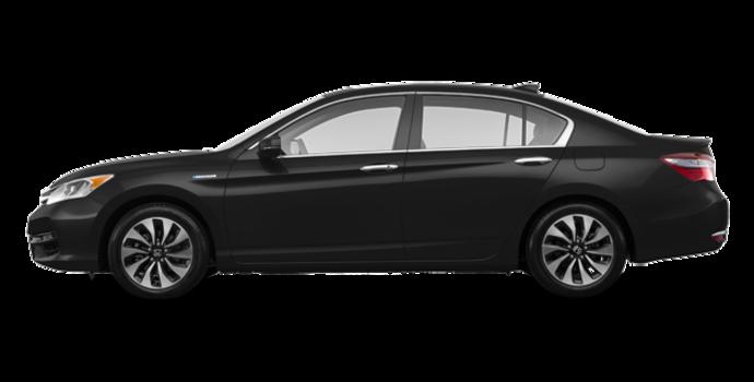 2017 Honda Accord Hybrid BASE | Photo 4 | Crystal Black Pearl