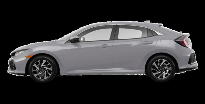 2017 Honda Civic hatchback LX HONDA SENSING | Photo 4 | Lunar Silver Metallic