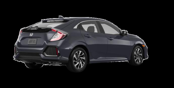 2017 Honda Civic hatchback LX HONDA SENSING | Photo 5 | Polished Metal Metallic