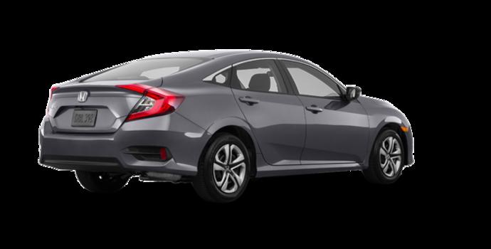 2017 Honda Civic Sedan DX | Photo 5 | Modern Steel Metallic