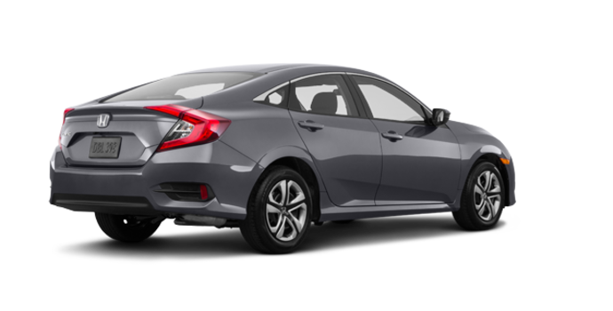 2017 Honda Civic Sedan LX-HONDA SENSING | Photo 5 | Modern Steel Metallic