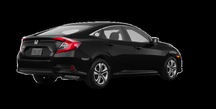 2017 Honda Civic Sedan LX | Photo 5 | Crystal Black Pearl