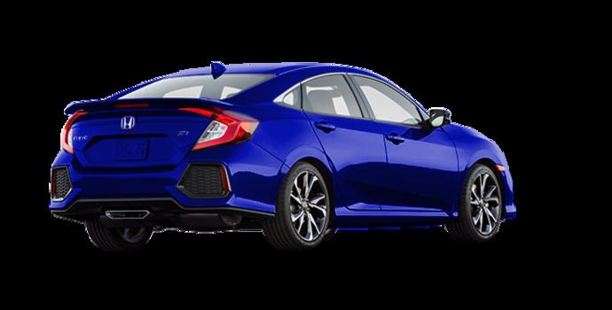 2017 Honda Civic Sedan SI | Photo 5 | Aegean Blue Metallic