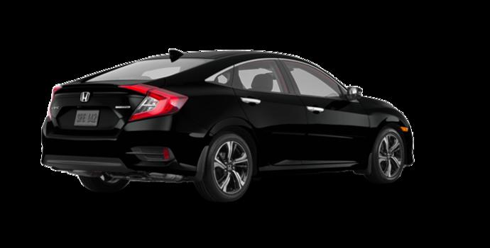 2017 Honda Civic Sedan TOURING | Photo 5 | Crystal Black Pearl