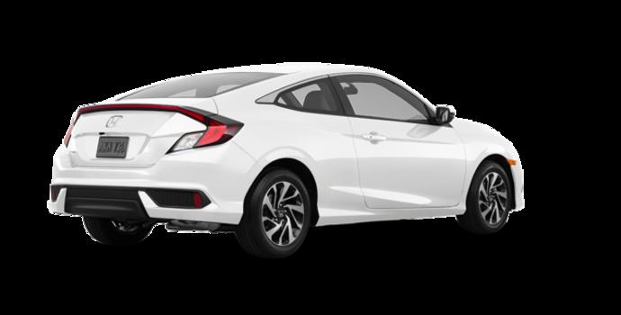 2017 Honda Civic Coupe LX-HONDA SENSING | Photo 5 | Taffeta White