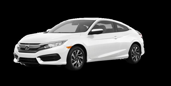 2017 Honda Civic Coupe LX-HONDA SENSING | Photo 6 | Taffeta White