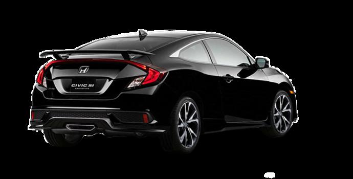 2017 Honda Civic Coupe SI | Photo 5 | Crystal Black Pearl