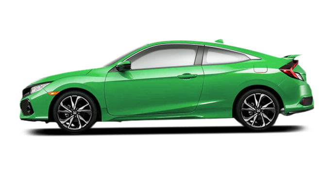 2017 Honda Civic Coupe SI | Photo 4 | Energy Green Pearl