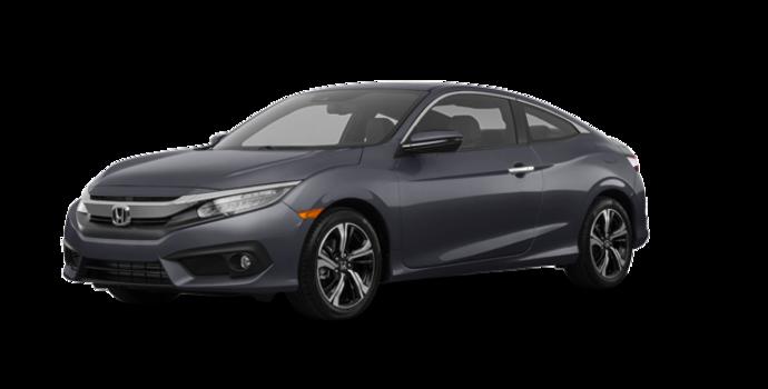 2017 Honda Civic Coupe TOURING | Photo 6 | Modern Steel Metallic
