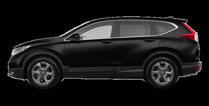 2017 Honda CR-V EX | Photo 4 | Crystal Black Pearl