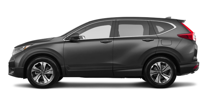 2017 Honda CR-V LX-2WD | Photo 4 | Modern Steel Metallic