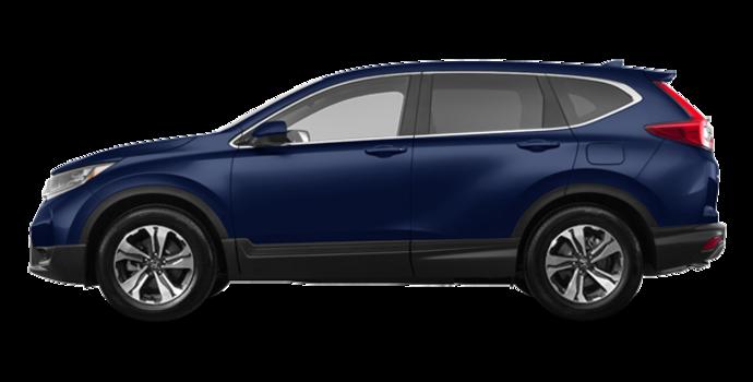 2017 Honda CR-V LX-2WD | Photo 4 | Obsidian Blue Pearl