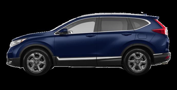 2017 Honda CR-V TOURING | Photo 4 | Obsidian Blue Pearl